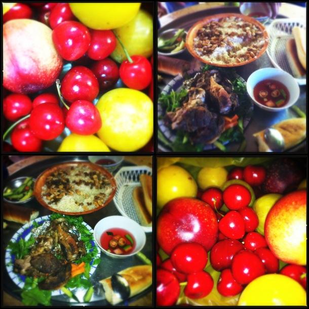 Food in Libya