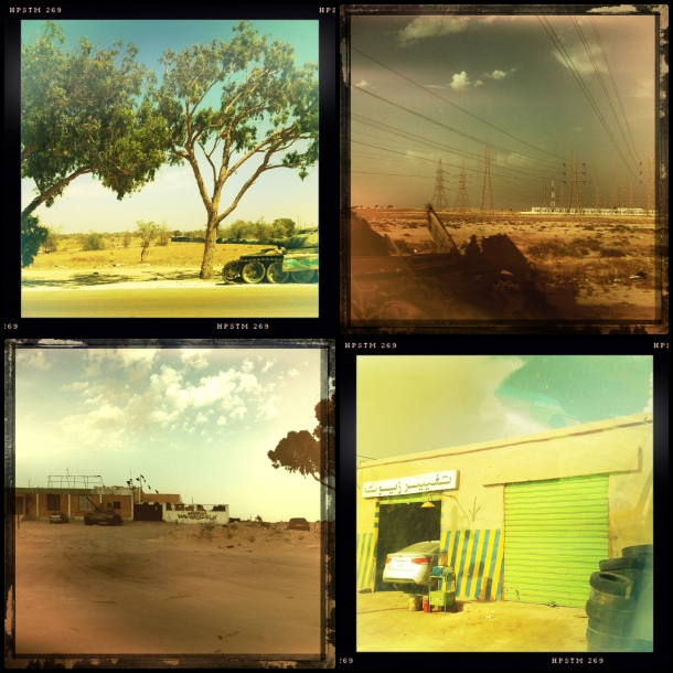 More in Libya