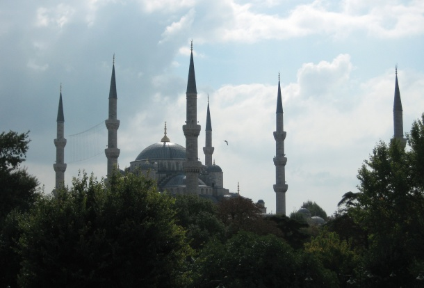 Sultan Ahmed Mosque (aka the Blue Mosque)