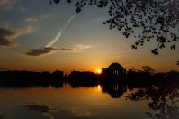 Sunrise on Tidal Basin