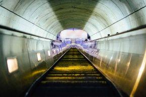 Riding the Metro
