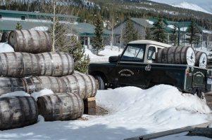 Truck & Barrels