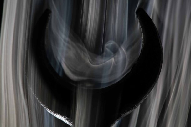 Flashing Smoke