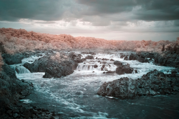 Infrared Great Falls