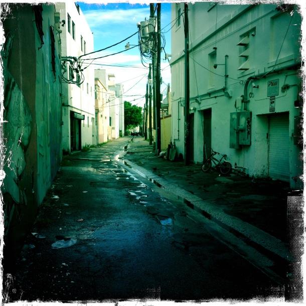 SoBe alley