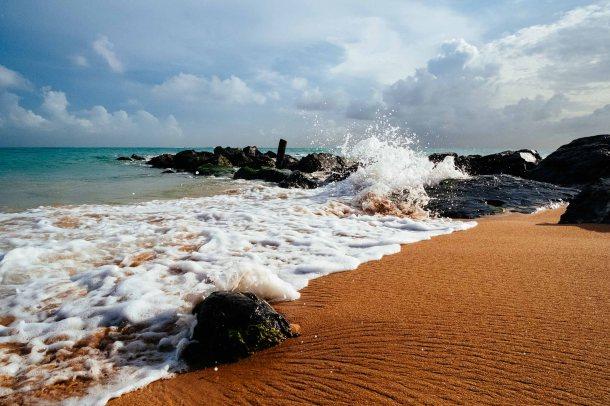 Swim in San Juan