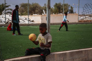 Tawergha Youth