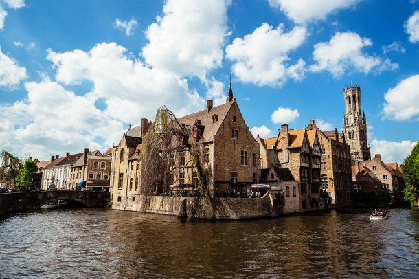 Still in Bruges...