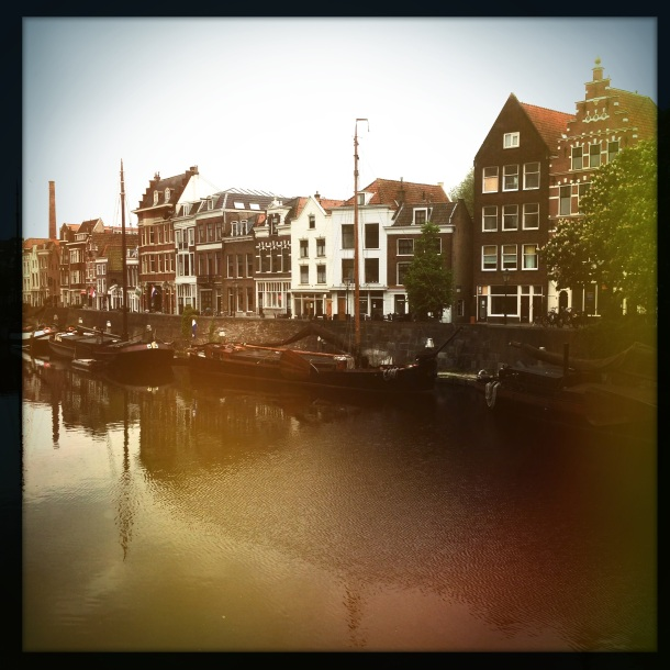 Somewhere in Rotterdam