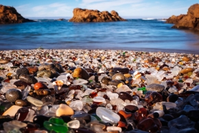 Interest in Glass Beach